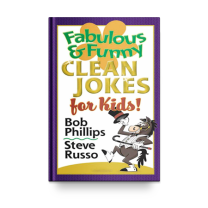 Fabulous & Funny Clean Jokes for Kids!